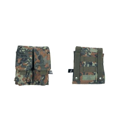 2 MAGAZINE POUCHES FLECKTARN