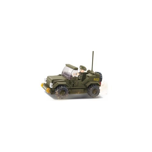 Sluban Jeep M38-B0296