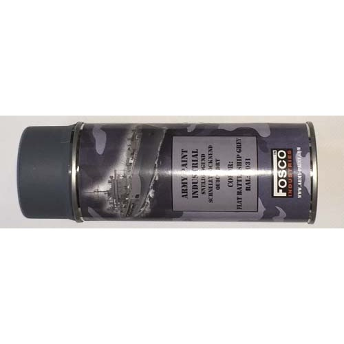 SPRAY PINTURA BATTLESHIP GREY MATE
