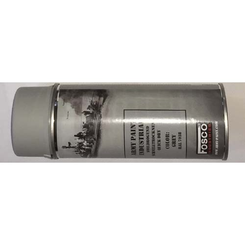 SPRAY PINTURA GREY MATE