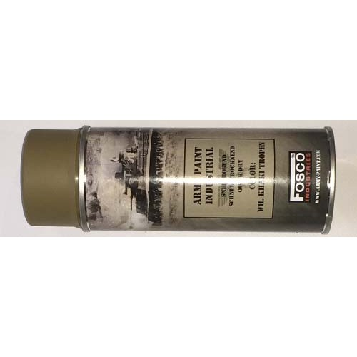 SPRAY PINTURA KHAKI TROPEN MATE
