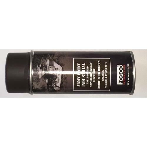 SPRAY PINTURA MUD BROWN MATE