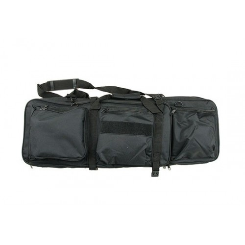 DOUBLE COVER GUNS 85 cms BLACK