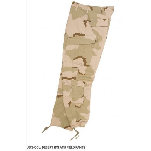 US Trousers, ACU, Rip Stop, Woodland