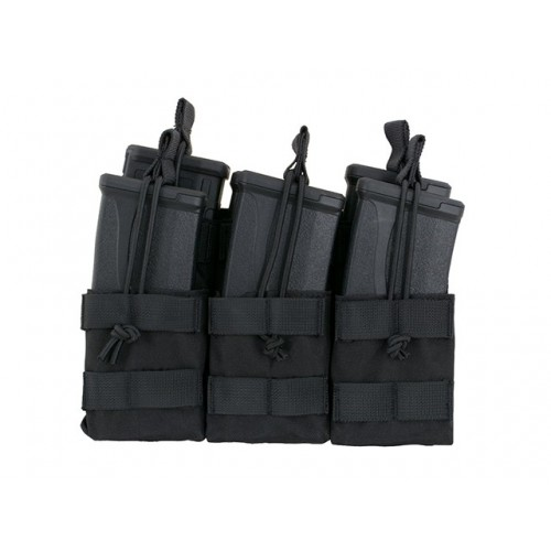 Triple Stacker M4/M16/AR-15 Mag Pouch - COYOTE [8FIELDS]