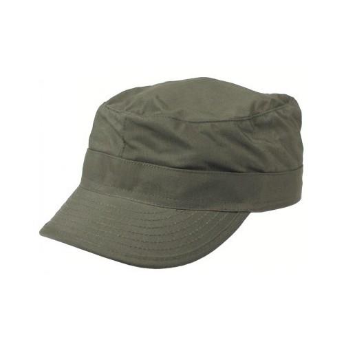 MILITAR CAP, Rip Stop, woodland