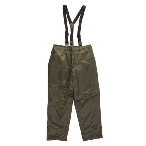 OD THERMAL PANTS WITH SUSPENDERS