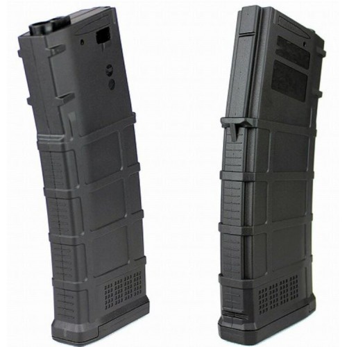 AK DMAG VARIABLE-CAP 135/30rnds MAG-AS-BK