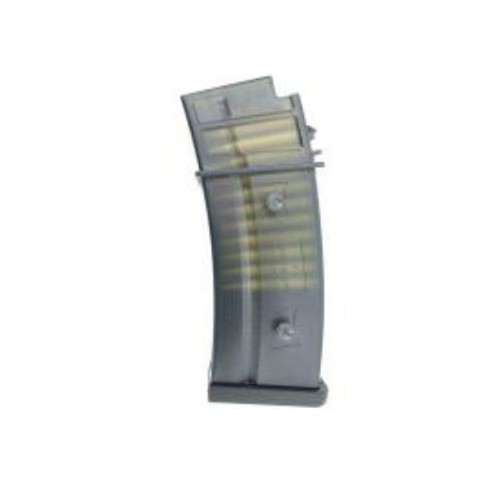 G36 DMAG VARIABLE-CAP 135/30rnds MAG-AS-BK