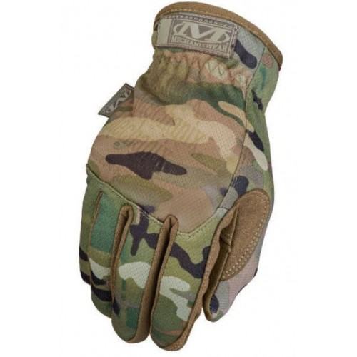 GUANTES MECHANIX MULTICAM FAST FIT