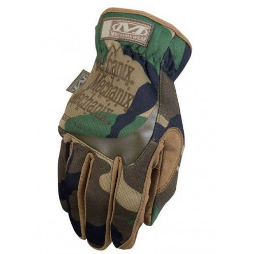 MULTICAM GLOVES MECHANIX FAST FIT
