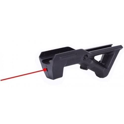 ANGLE GRIP WITH LASER