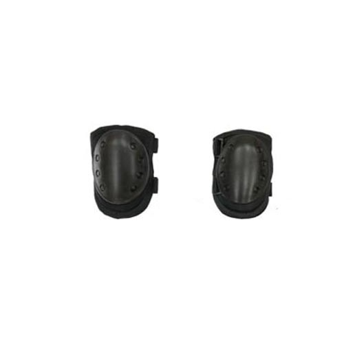 SET OF KNEE PADS BLACK