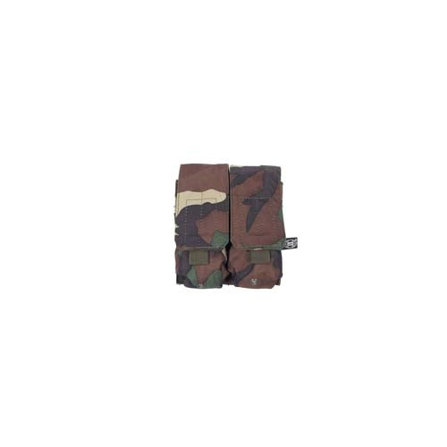 MAGAZINE POUCHES WOODLAND MOLLE SYSTEM 2 unid