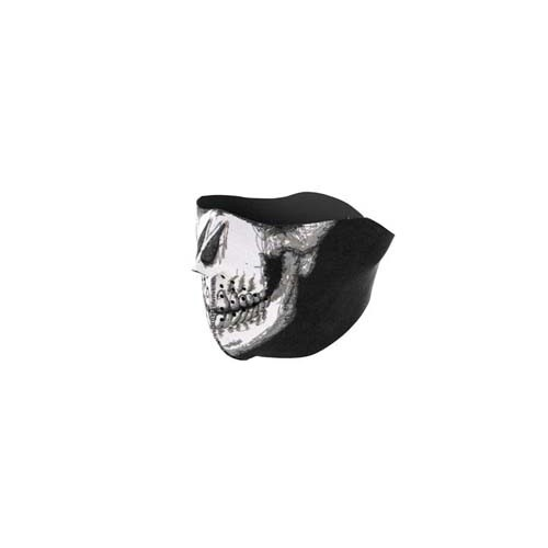 NEOPRENE SKULL MASK