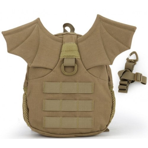 CHILDREN BACKPACK WITH WINGS